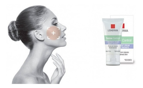 sense control treatment cream 50gr lidherma