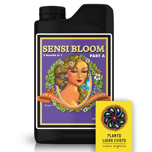 sensi bloom  part a advanced nutrients 500 ml