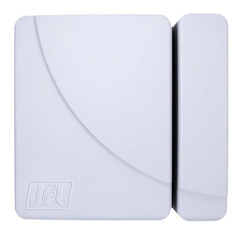 sensor abertura magnetico s/ fio jfl shc fit porta janela tf
