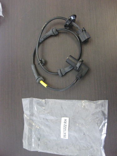 sensor abs aveo delantero derecho 96473222 - 96959998