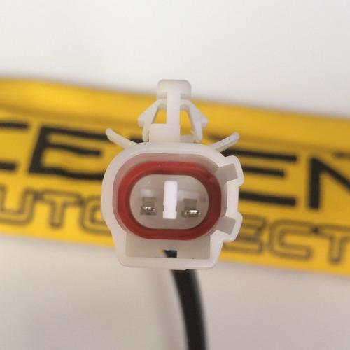 sensor abs delantero derecho toyota yaris 2006 en adelante