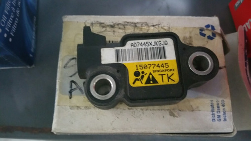 sensor airbag trailblazer original gm