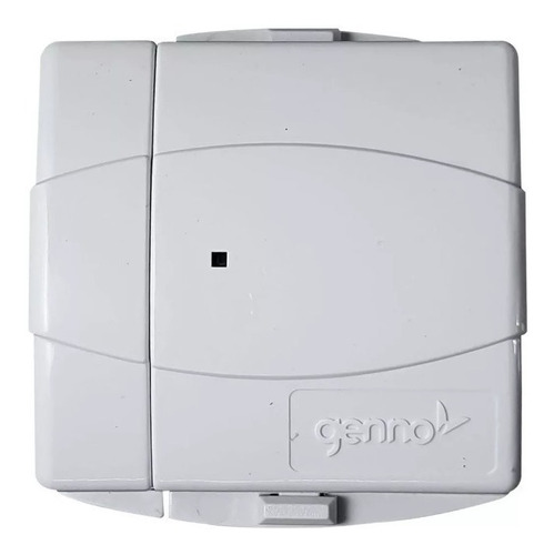 sensor alarme magnético sem fio abertura genno portas janela