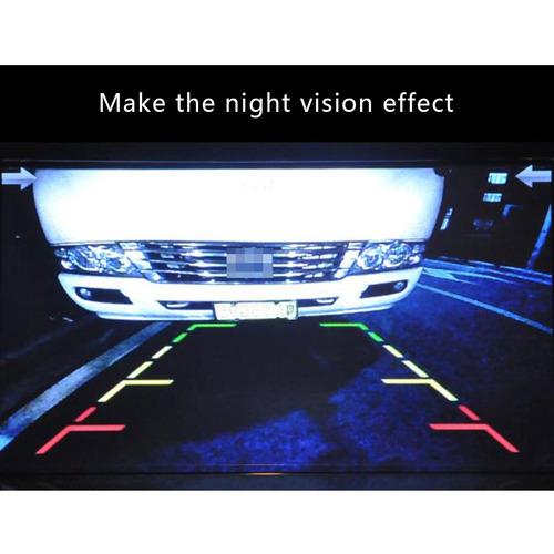 sensor aparcamiento camara vision trasera european car