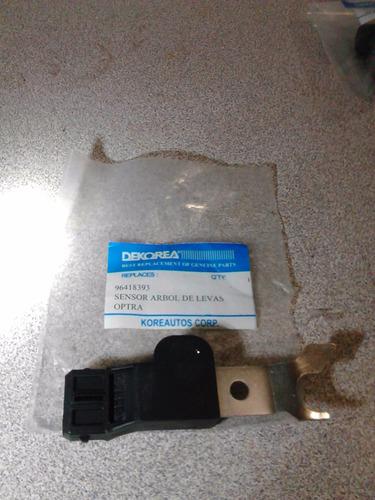 sensor arbol de levas de optra 96418393 motor tapa negra