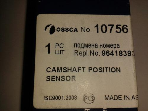 sensor arbol leval chevrolet optra limited*