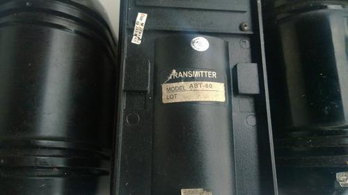 sensor barreira abt-100 abt-60 infrared dimys 8 unid. usados