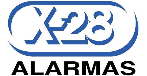 sensor barrera infrarroja exterior alarmas x28 bir 445t mpxh