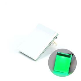 Sensor Botão Httm Capacitivo Touch Com Led 5v - 0301