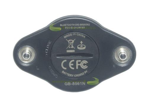sensor cardiaco bluetooth para smartphone strava endomondo