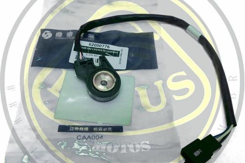 sensor cavalete lateral dafra maxsym 400 original com nota