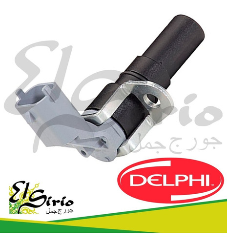 sensor cigüeñal astra 1.8 100% original delphi nuevo 80 us