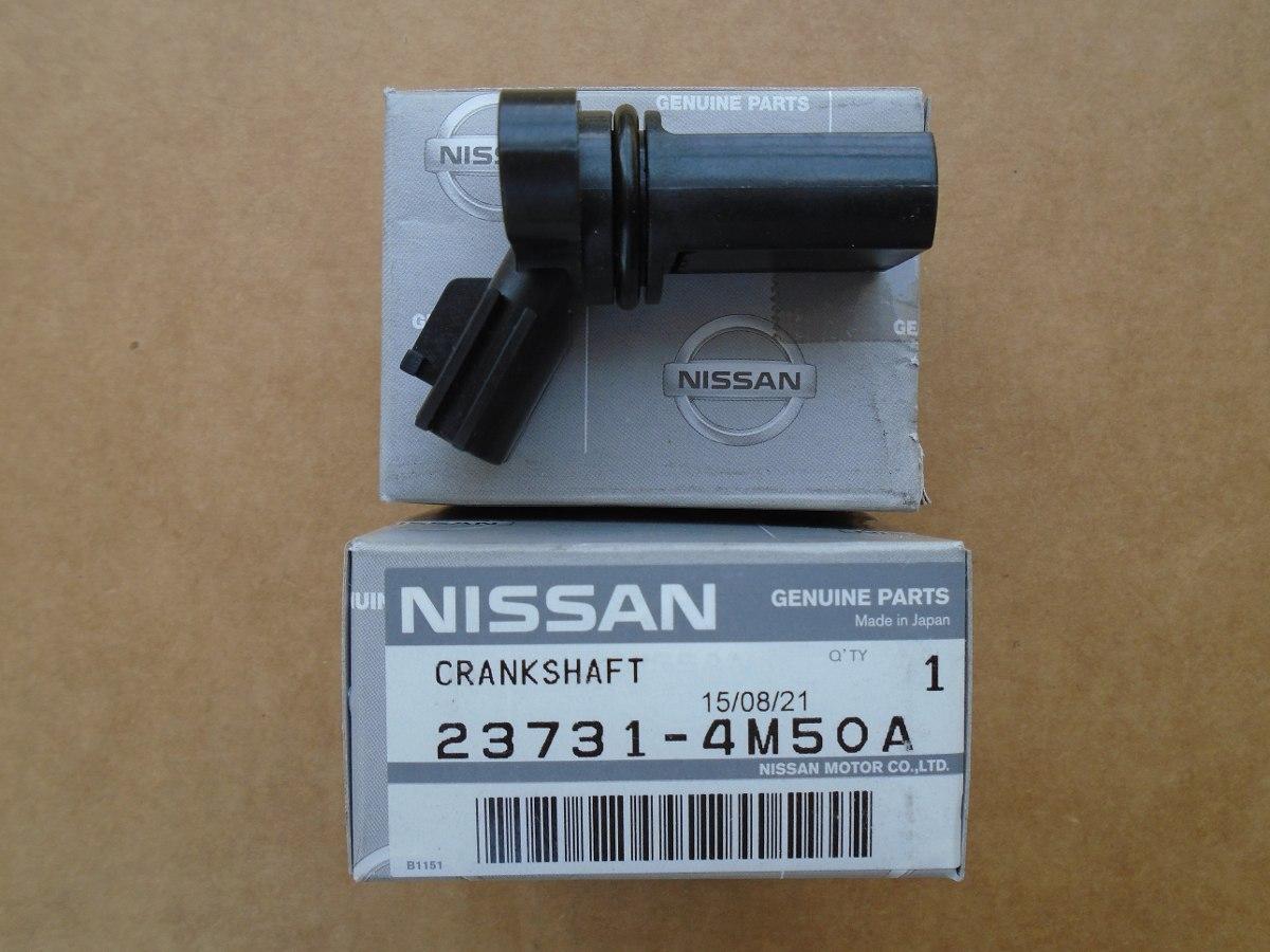 Sensor Cigueñal Nissan Almera / Sentra B15 23731-4m50a ...