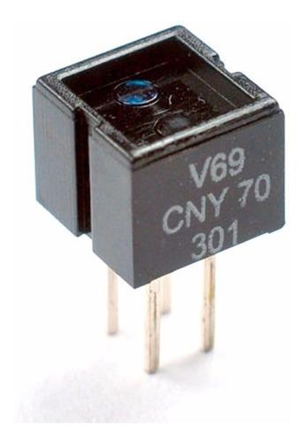 sensor cny70 optico infrarrojo reflectivo arduino