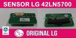 sensor controle remoto tv lg 42ln5700 original