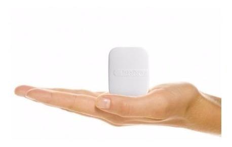 sensor de abertura s/ fio xas 4010 smart intelbras + bateria