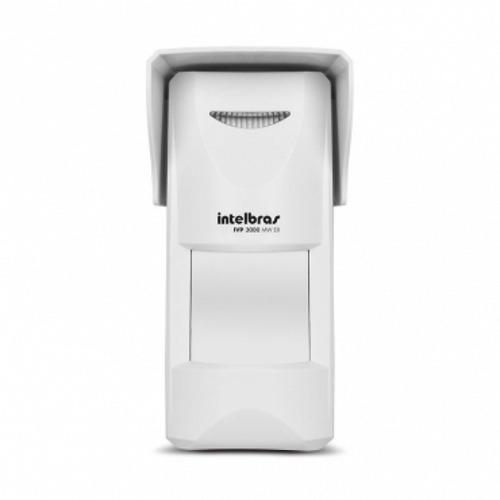 sensor de alarme intelbras com fio ivp 3000 mw-ex 35-kg