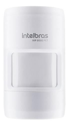 sensor de alarme intelbras sem fio ivp 8000 pet 20-kg