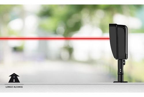 sensor de barreira intelbras iva 5040 at infravermelho ativo