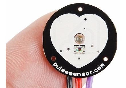 sensor de batimento cardíaco monitor pulso - arduino