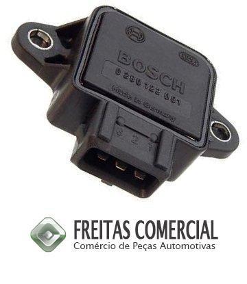 sensor de borboleta fiat/gm vectra/marea/bosch 0280122001