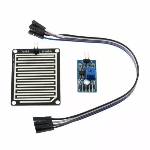 sensor de chuva e umidade digital/analógico arduino