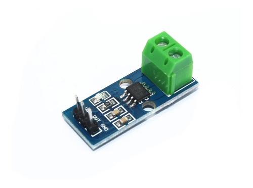 sensor de corrente acs712 5a - arduino