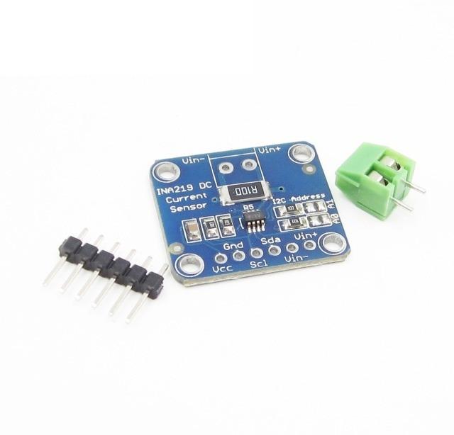 Sensor De Corrente De Alta Precisão Dc Ina219 I2c