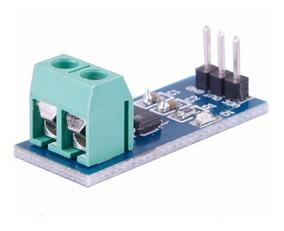 Sensor De Corriente ± 20a Efecto Hall Acs712 Arduino Pic Avr