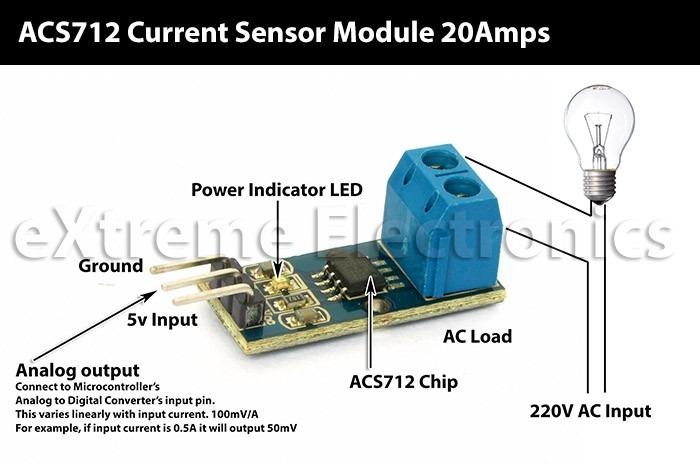Datasheet Acs on arduino examples, arduino dc, current sensor pin, current sensor module arduino, ac current measurement arduino,