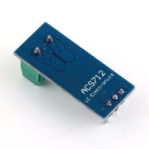 sensor de corriente ± 5a efecto hall acs712 arduino pic avr