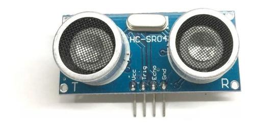 sensor de distancia ultrasonico hc-sr04