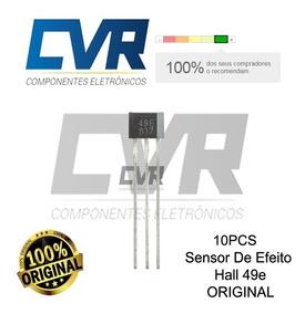 Sensor De Efeito Hall 49e - 10 Pçs