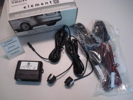 sensor de estacionamento kostal original vw 5u0-054752-