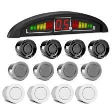 sensor de estacionamento nissan march