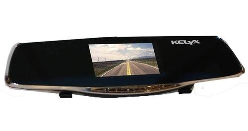 sensor de estacionamiento con espejo y camara retrovisora