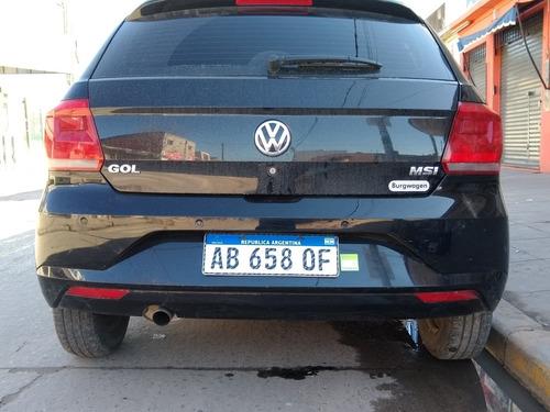 sensor de estacionamiento vw gol trend instalado