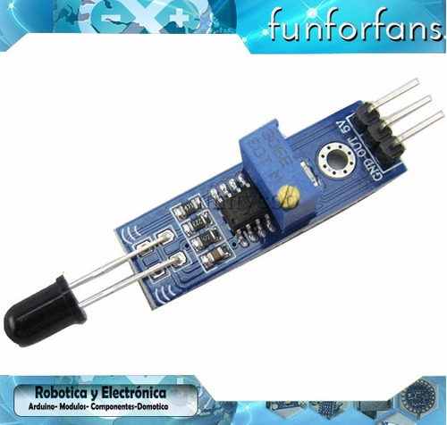 sensor de flama arduino raspberry pic