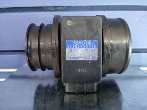 sensor de flujo aire toyota 4runner, tacoma, camry, t100.