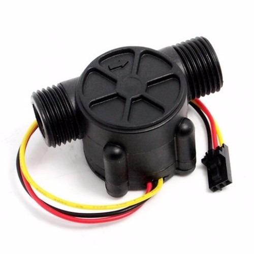 sensor de fluxo agua 1/2    pronta entrega