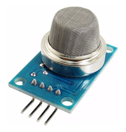 sensor de gas, mq6, glp,  i-butano, propano, metano