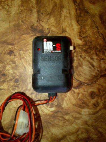 sensor de golpe doble impacto ford o mazda