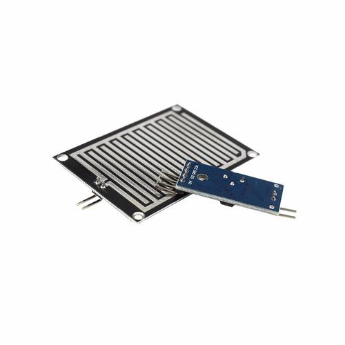 sensor de humedad detector de lluvia para arduino