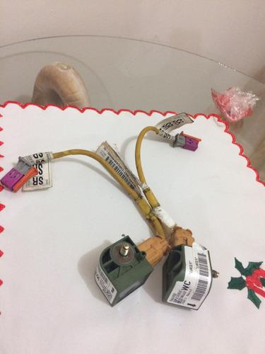 sensor de impacto chevrolet épica con conectores