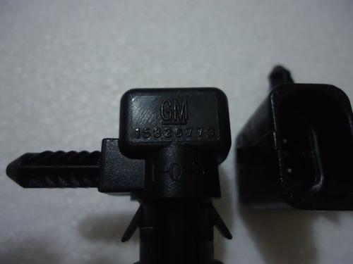 sensor de impacto de silverado chevrolet, superior.