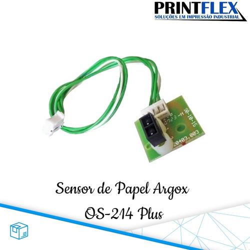 sensor de media argox os-214 plus
