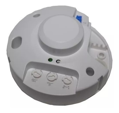 sensor de movimiento huayra shf-002 360° para techo apto led