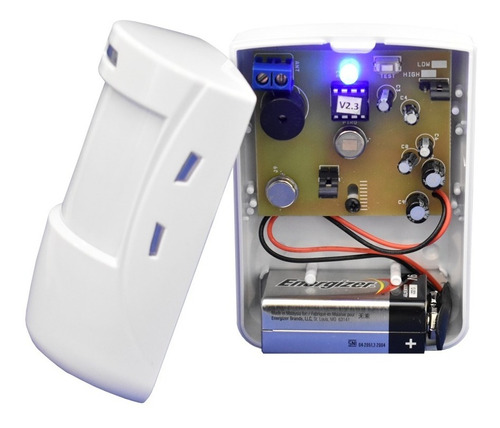 sensor de movimiento inalambrico pet