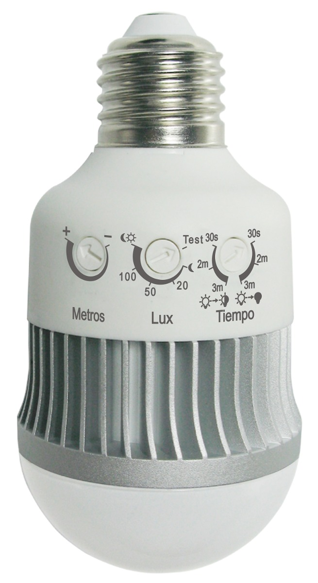 Sensor MovimientoLampara 11w Led De Inteligente Techo KJT1ulFc3