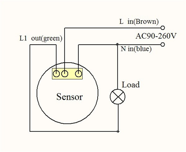 arlec motion sensor light instructions